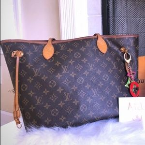 Louis Vuitton Neverfull MM Mono